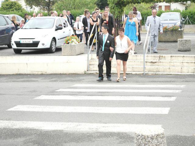 Le mariage de Damien et Anastasia à Champniers, Charente 144