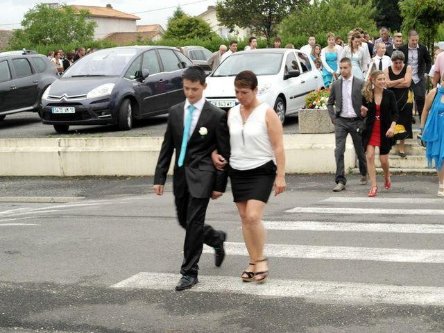 Le mariage de Damien et Anastasia à Champniers, Charente 145
