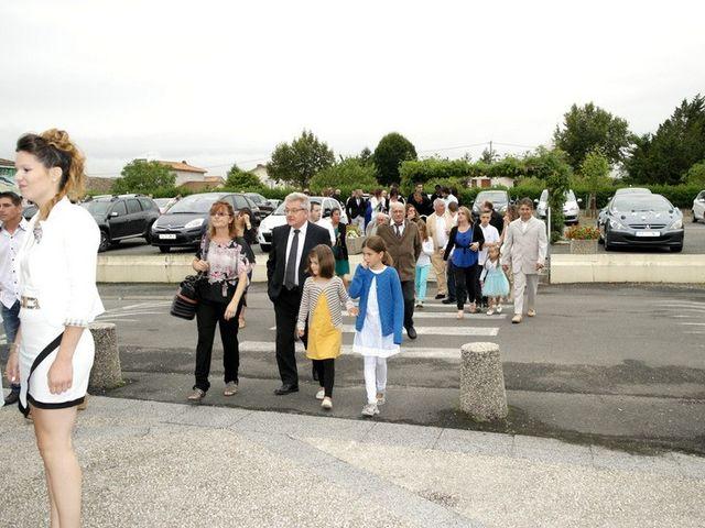 Le mariage de Damien et Anastasia à Champniers, Charente 147