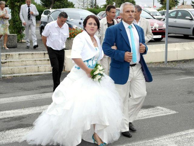 Le mariage de Damien et Anastasia à Champniers, Charente 149