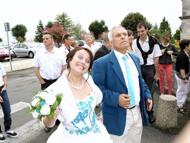 Le mariage de Damien et Anastasia à Champniers, Charente 150