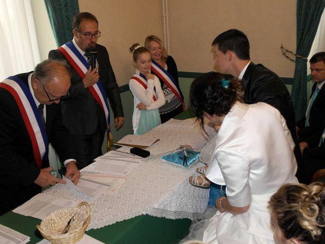 Le mariage de Damien et Anastasia à Champniers, Charente 153