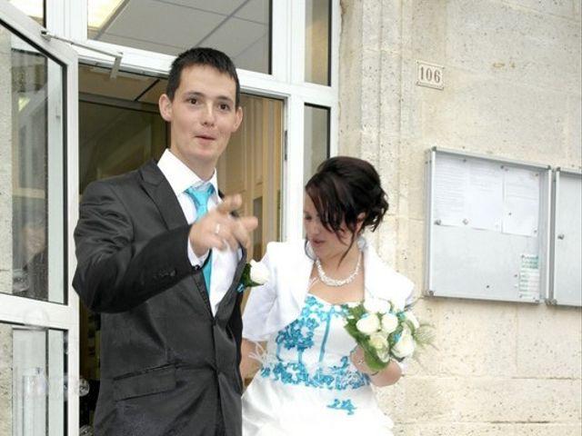 Le mariage de Damien et Anastasia à Champniers, Charente 161