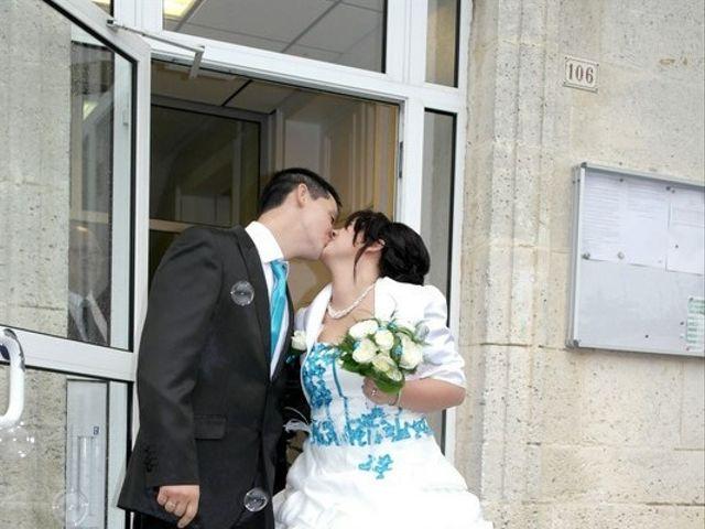 Le mariage de Damien et Anastasia à Champniers, Charente 163