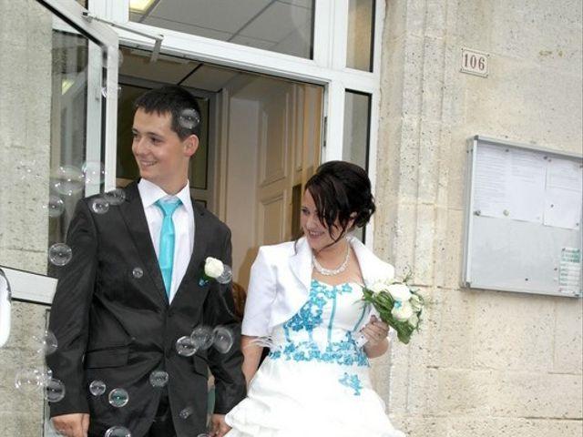 Le mariage de Damien et Anastasia à Champniers, Charente 164