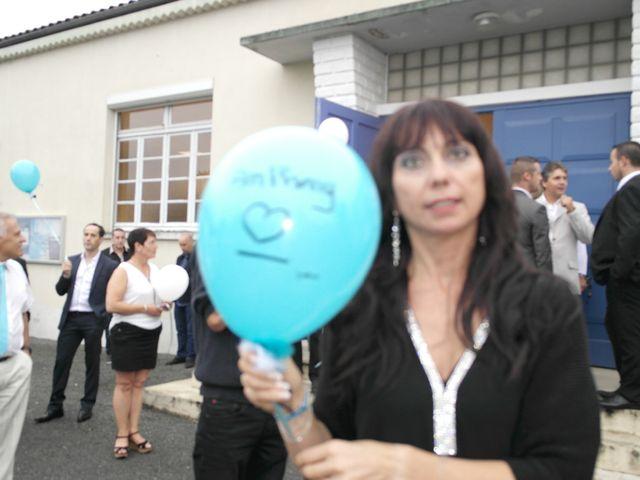 Le mariage de Damien et Anastasia à Champniers, Charente 188
