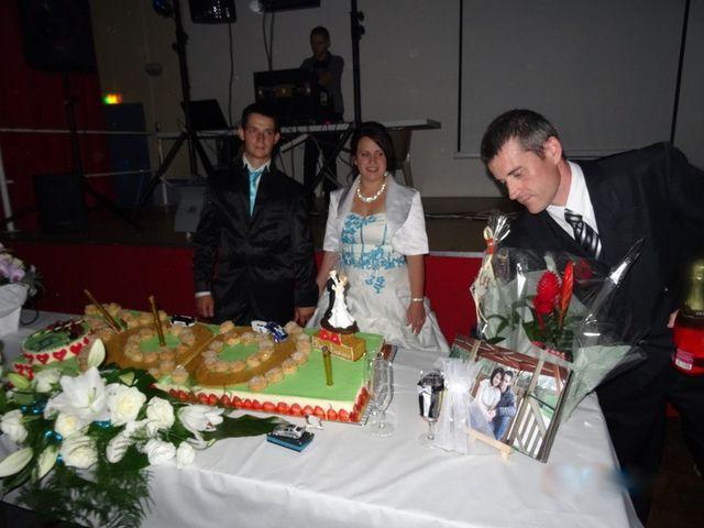 Le mariage de Damien et Anastasia à Champniers, Charente 224