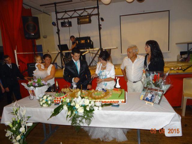 Le mariage de Damien et Anastasia à Champniers, Charente 226