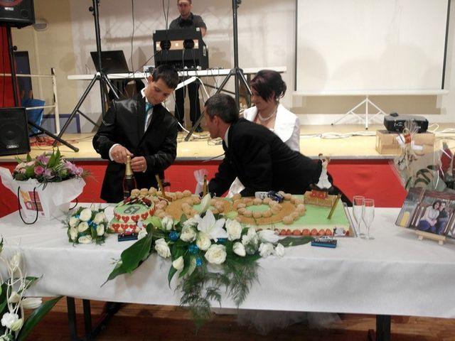 Le mariage de Damien et Anastasia à Champniers, Charente 244