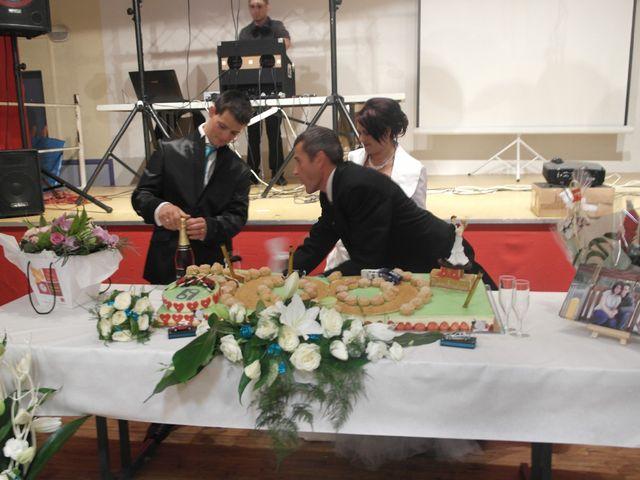 Le mariage de Damien et Anastasia à Champniers, Charente 245