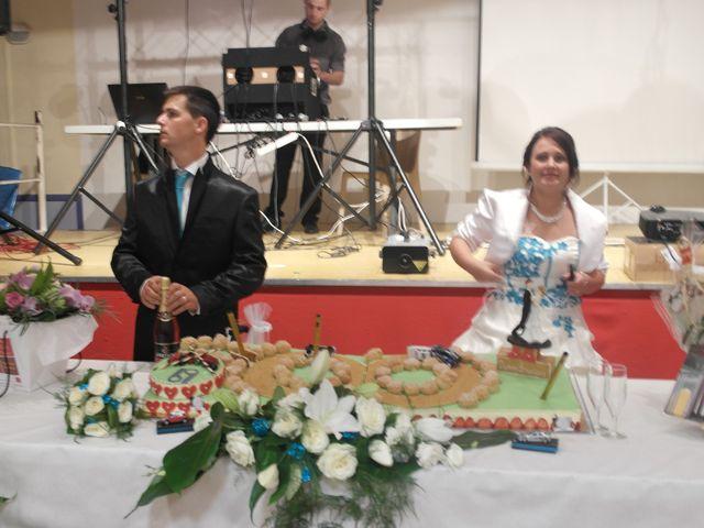 Le mariage de Damien et Anastasia à Champniers, Charente 248