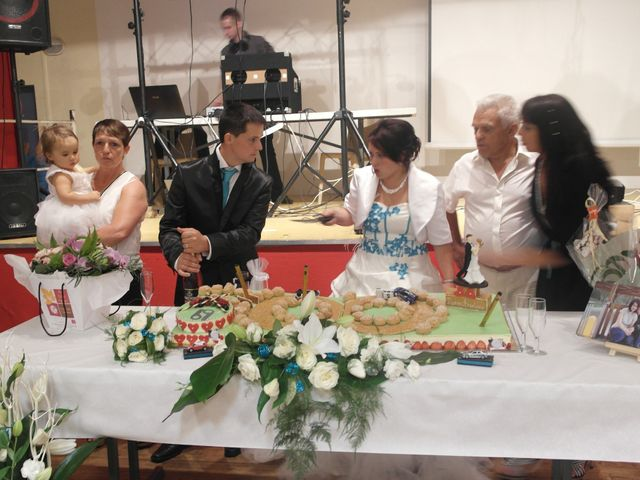 Le mariage de Damien et Anastasia à Champniers, Charente 255