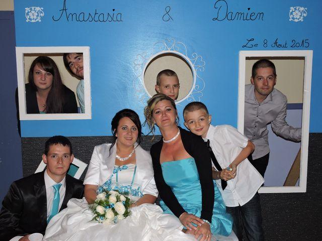 Le mariage de Damien et Anastasia à Champniers, Charente 293