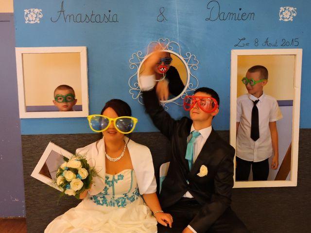 Le mariage de Damien et Anastasia à Champniers, Charente 295