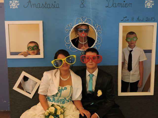 Le mariage de Damien et Anastasia à Champniers, Charente 296