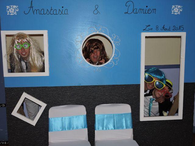 Le mariage de Damien et Anastasia à Champniers, Charente 298