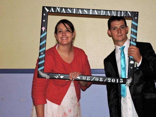 Le mariage de Damien et Anastasia à Champniers, Charente 315
