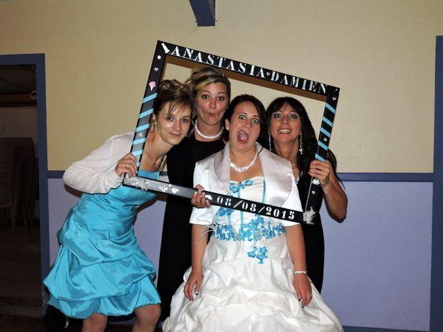 Le mariage de Damien et Anastasia à Champniers, Charente 331