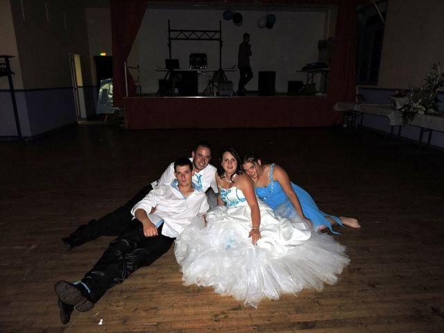 Le mariage de Damien et Anastasia à Champniers, Charente 367