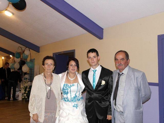 Le mariage de Damien et Anastasia à Champniers, Charente 414