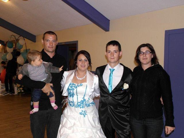 Le mariage de Damien et Anastasia à Champniers, Charente 422