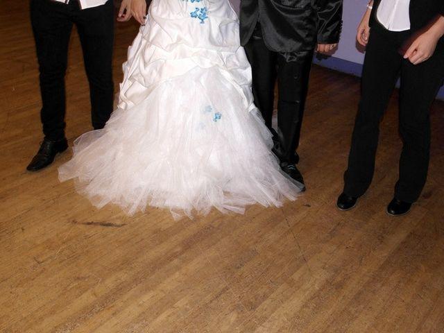 Le mariage de Damien et Anastasia à Champniers, Charente 434