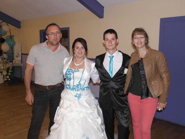 Le mariage de Damien et Anastasia à Champniers, Charente 436