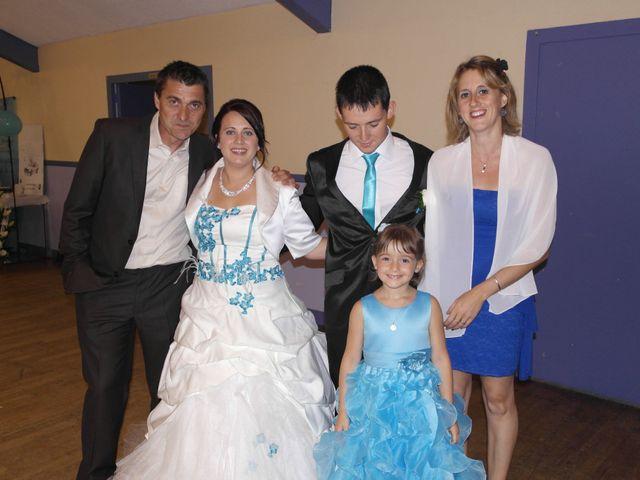 Le mariage de Damien et Anastasia à Champniers, Charente 438