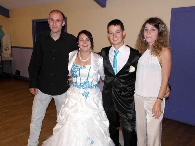 Le mariage de Damien et Anastasia à Champniers, Charente 443