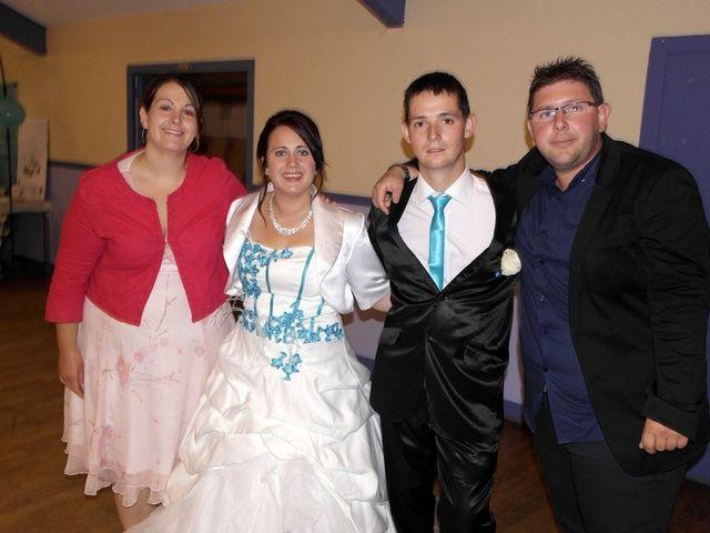 Le mariage de Damien et Anastasia à Champniers, Charente 447