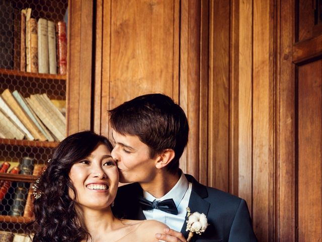 Le mariage de Johann et Diana à Gray, Haute-Saône 18