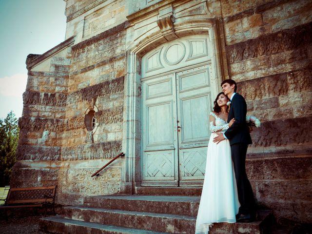 Le mariage de Diana et Johann