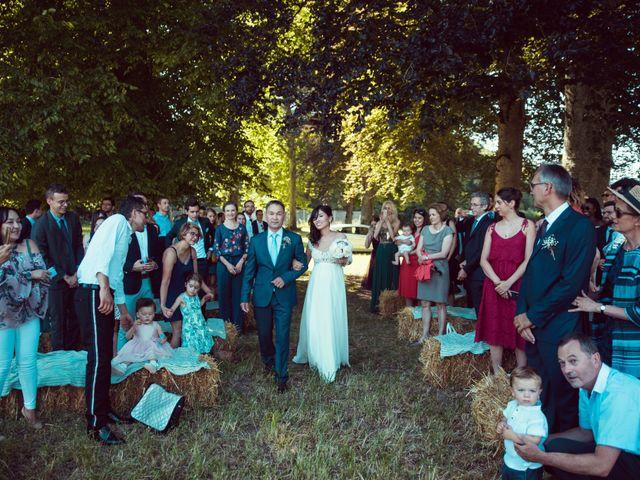 Le mariage de Johann et Diana à Gray, Haute-Saône 24
