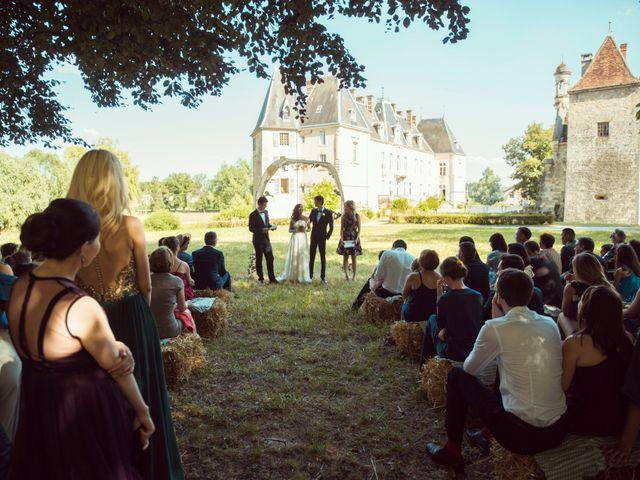 Le mariage de Johann et Diana à Gray, Haute-Saône 27
