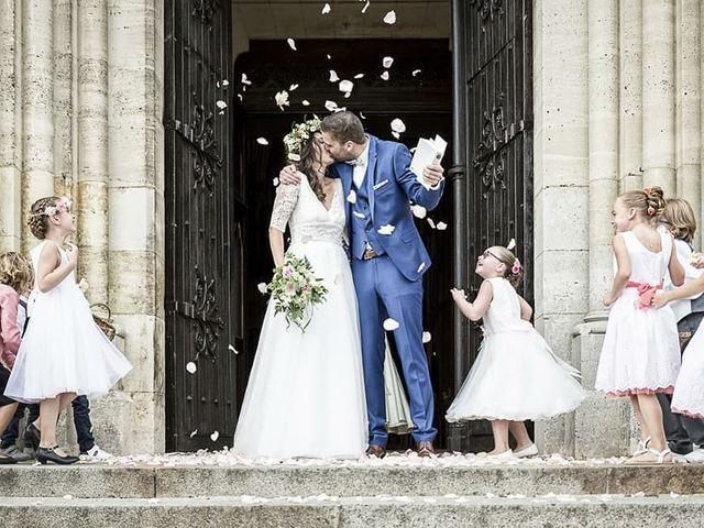 Le mariage de Lucie et Jonathan