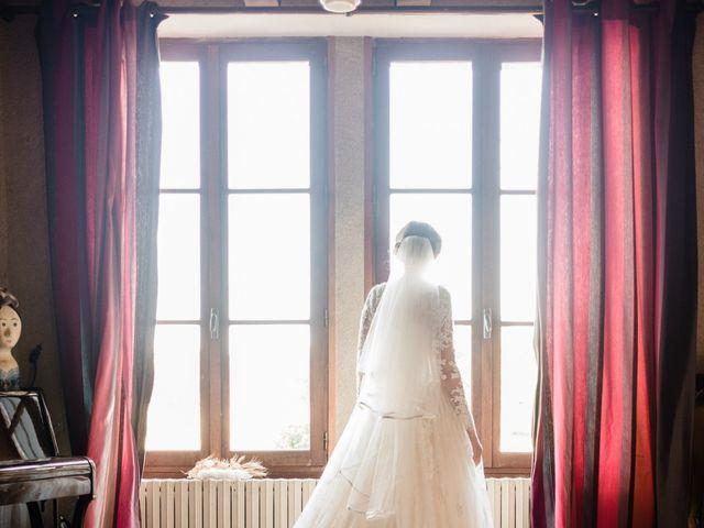 Le mariage de Emmanuel et Anastasia à Clion, Indre 6