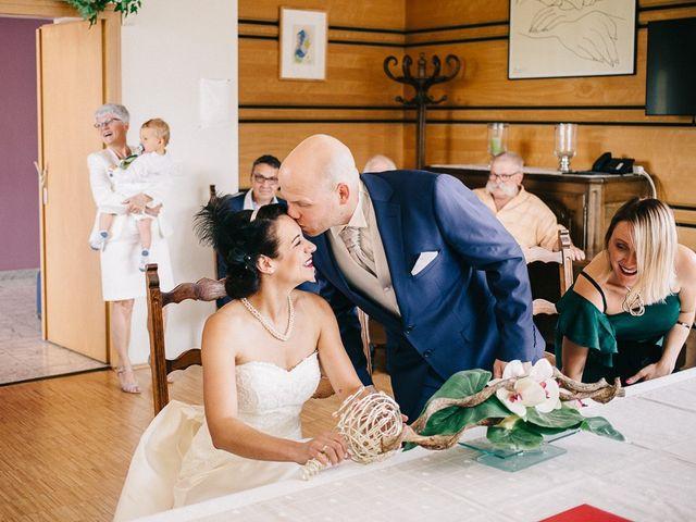 Le mariage de Joffrey et Anais à Scharrachbergheim-Irmstett, Bas Rhin 18