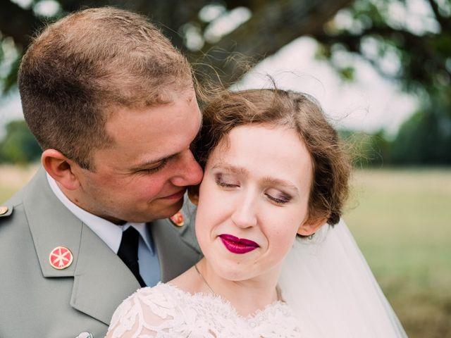 Le mariage de Emmanuel et Anastasia à Clion, Indre 21