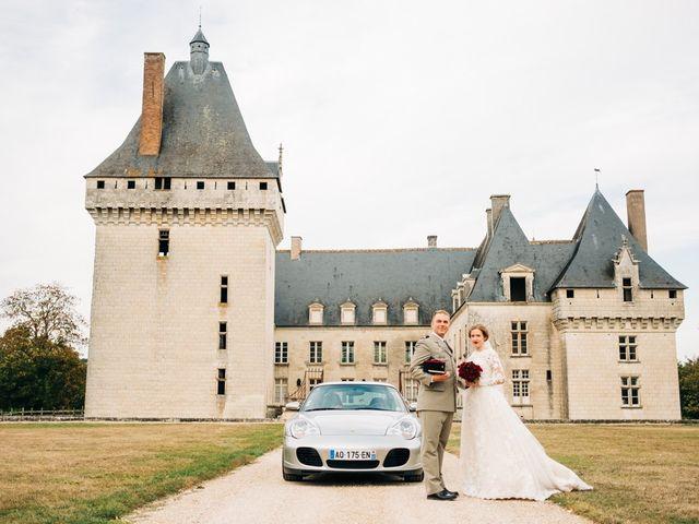 Le mariage de Emmanuel et Anastasia à Clion, Indre 24