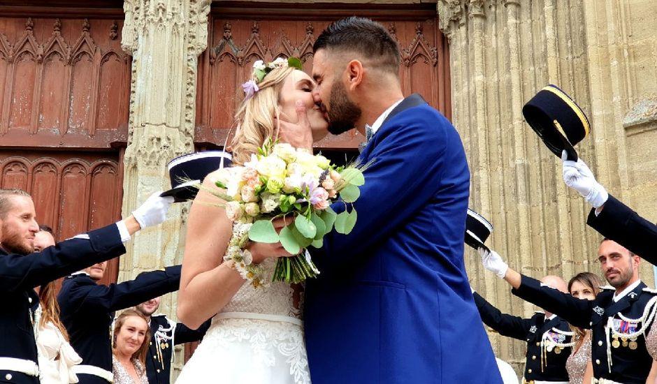 Le mariage de José et Claire à Sainte-Radegonde, Gironde