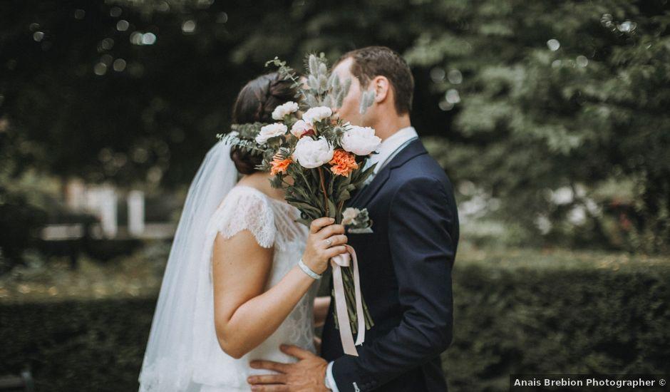 Le mariage de Maxime et Céline à Les Molières, Essonne