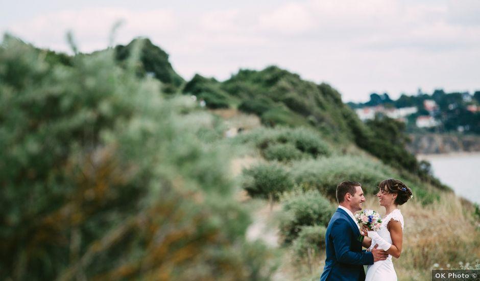 Le mariage de Elodie et Quentin à Frossay, Loire Atlantique