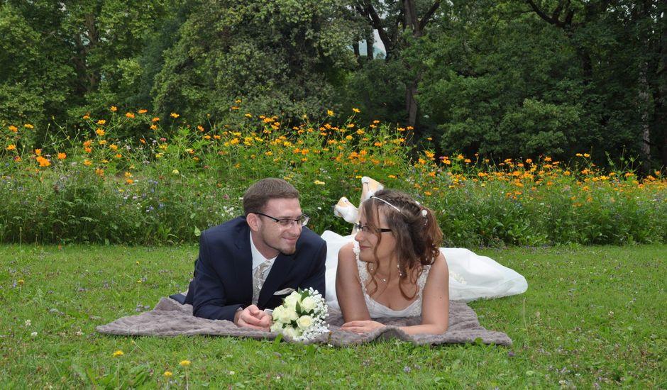 Le mariage de Lionel et Estelle à Grenoble, Isère