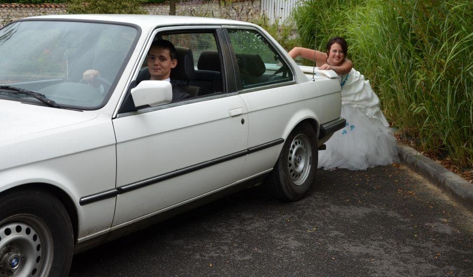 Le mariage de Damien et Anastasia à Champniers, Charente