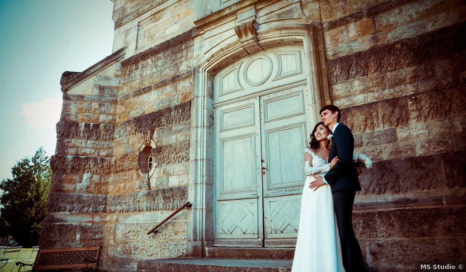 Le mariage de Johann et Diana à Gray, Haute-Saône