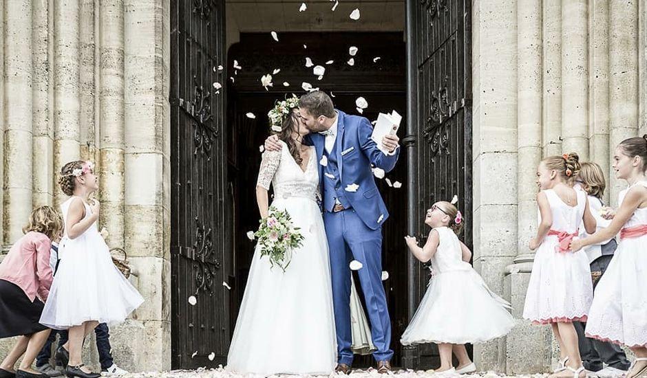 Le mariage de Jonathan et Lucie à Forges-les-Eaux, Seine-Maritime