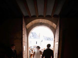 Le mariage de Lise et Martin