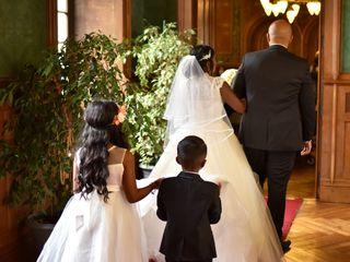 Le mariage de Manoji et Zacaria
