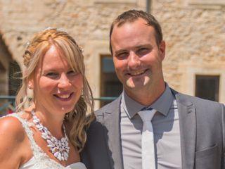 Le mariage de Dorottya et Philippe 2