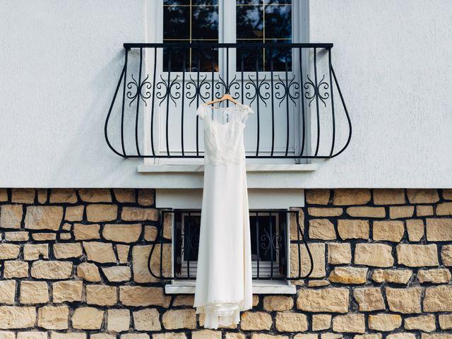 Le mariage de Mathieu et Morgane à Barbery, Oise 12